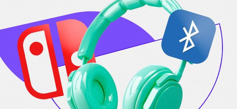 Aprende a conectar audífonos Bluetooth a Nintendo Switch