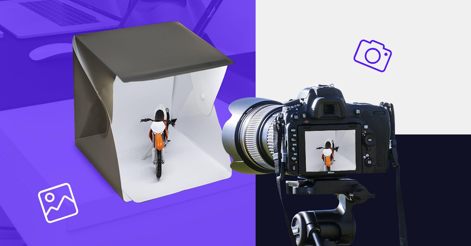 Construye tu propia caja de luz en casa: toma fotografías como un profesional