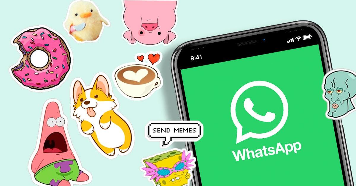 ¡Crea tus propios Stickers en WhatsApp! Aquí los pasos