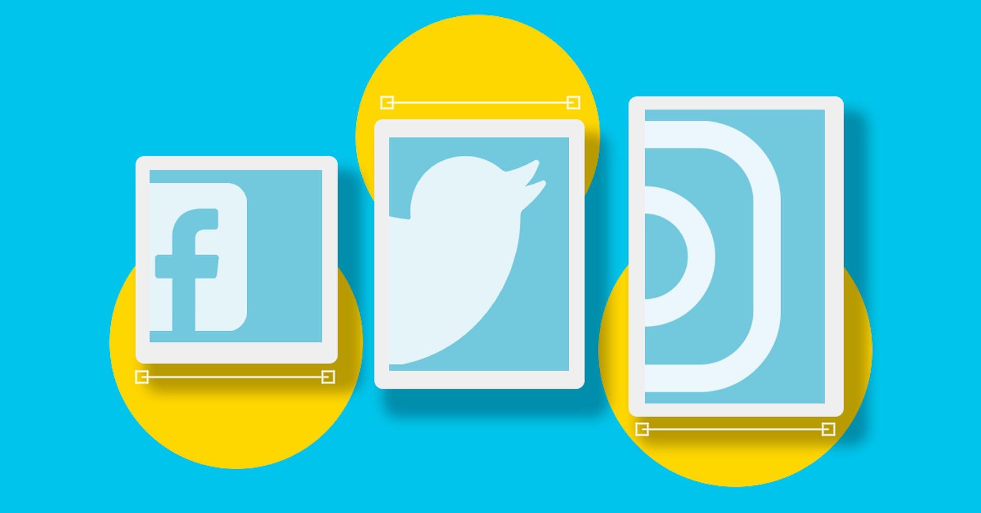 Medidas para redes sociales 2019