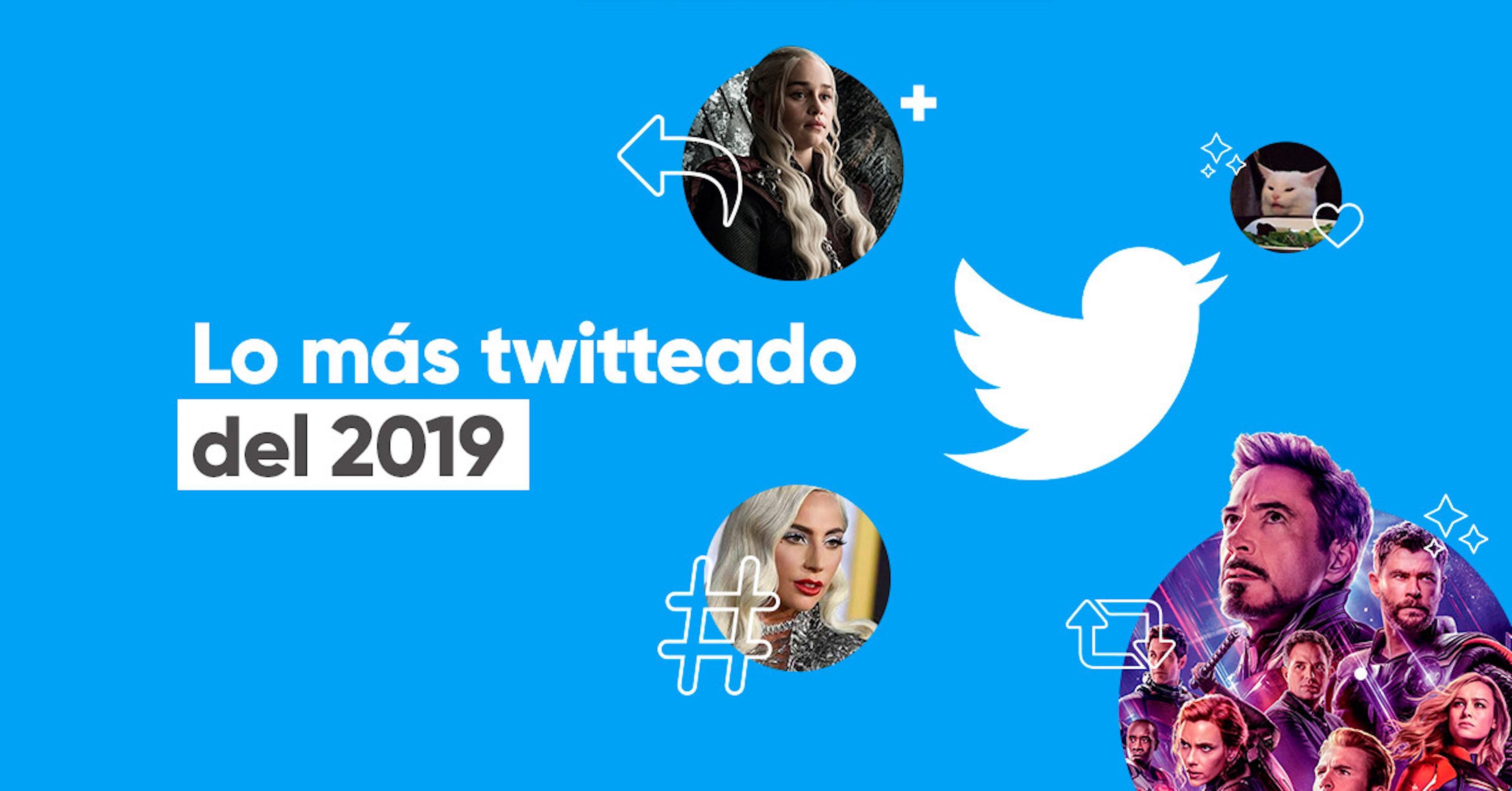Lo más twitteado del 2019. ¿Cuál es tu favorito?