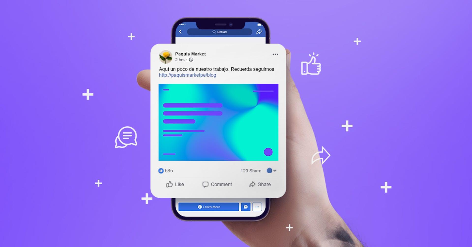 Crea los mejores contenidos para Facebook: ideas y claves para el éxito