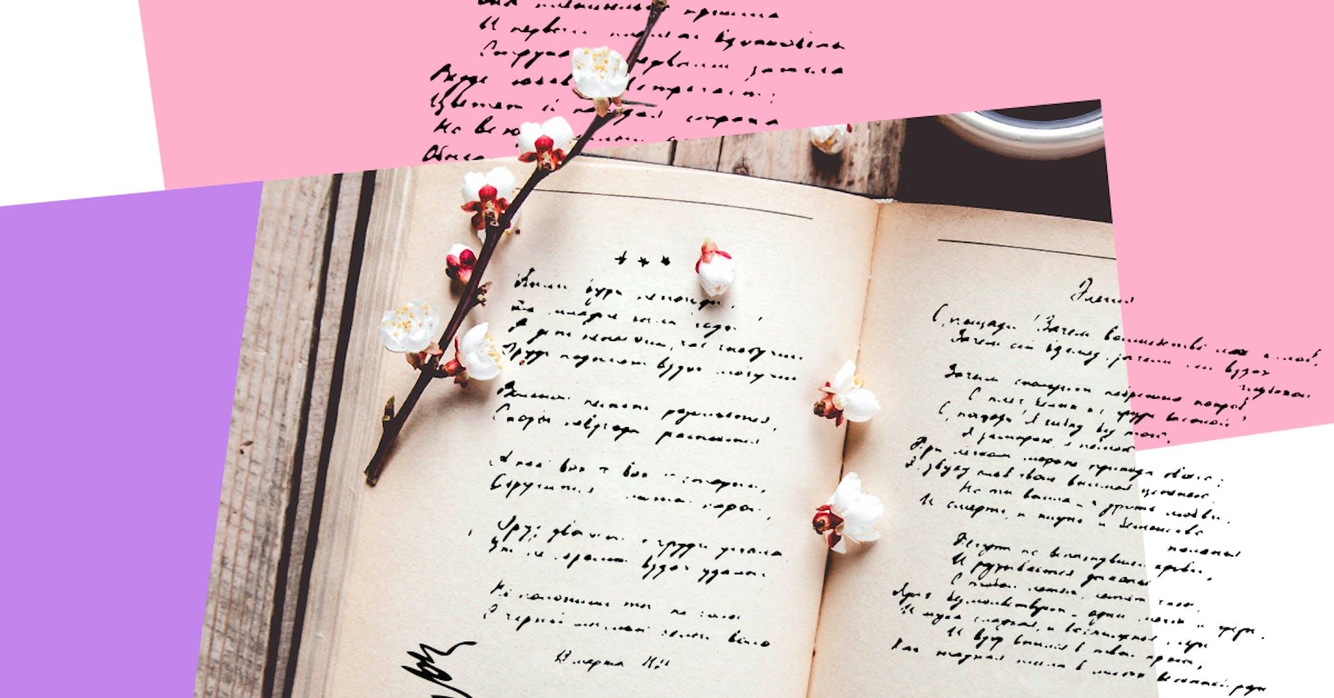 4 poetas que você deve ler para começar a escrever