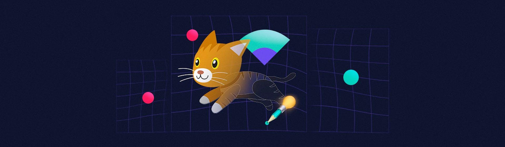 ¿Cómo dibujar un gato paso a paso? Guía de inicio rápido para caer de pie