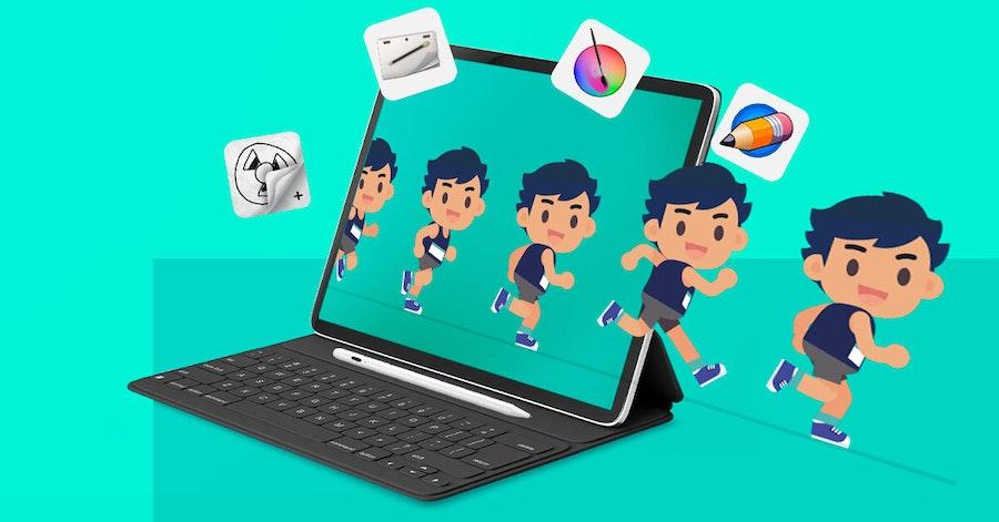 Ganhe tempo com esses aplicativos para fazer animações