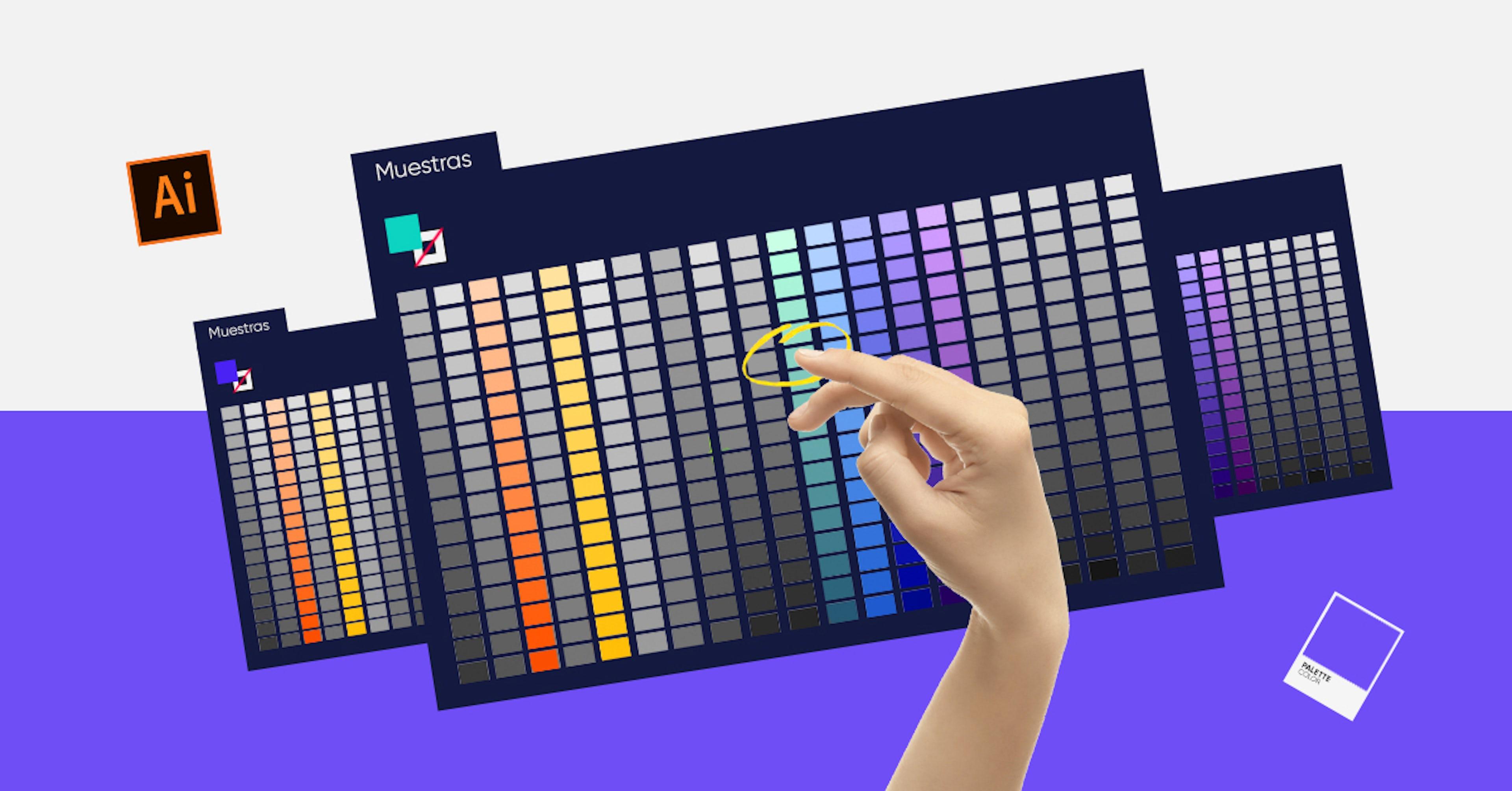 ¿Qué es la teoría del color? Todos los conceptos básicos para diseños irresistibles