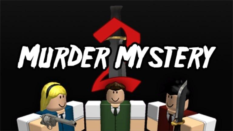 game roblox murder mystery