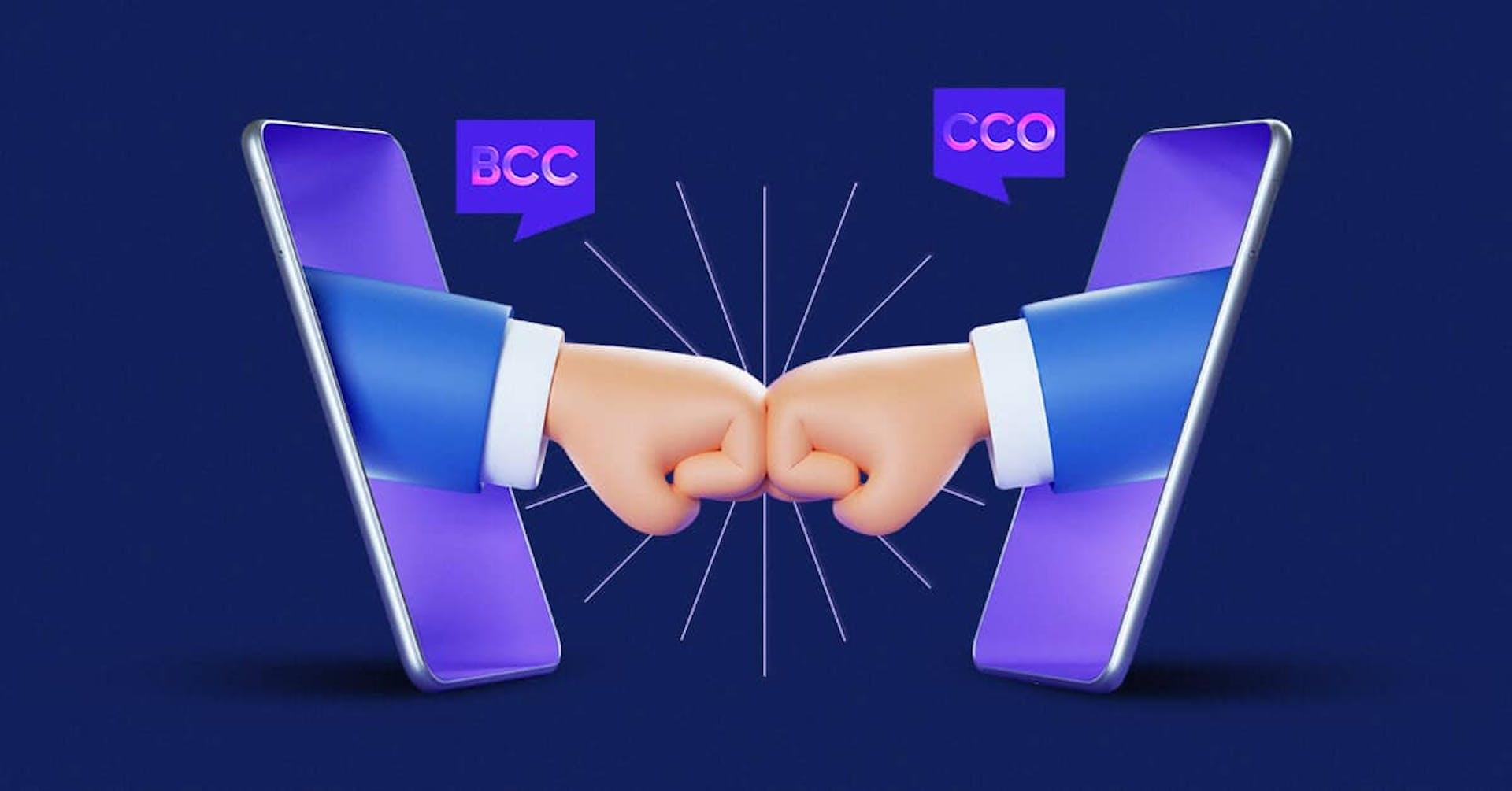 BCC en los emails: El recurso que evitará la saturación de correos y los peligros en la web
