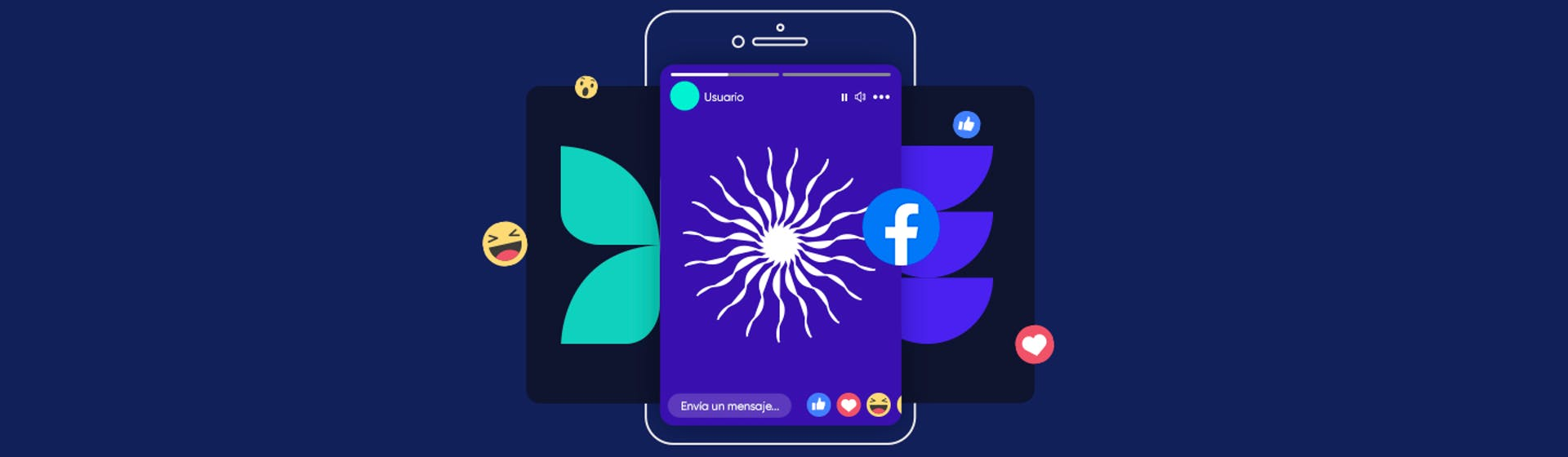 Facebook Stories: ¡permanece en la mente de tu audiencia más de 24 horas!