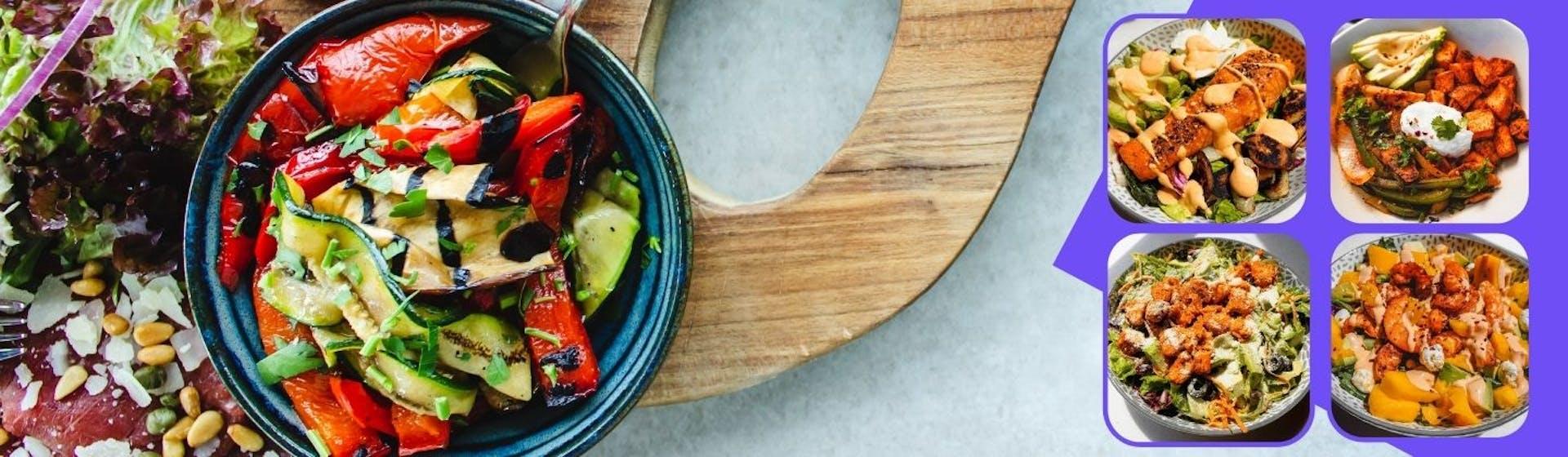 5 ideas de cenas fit para que cenes delicioso y saludable