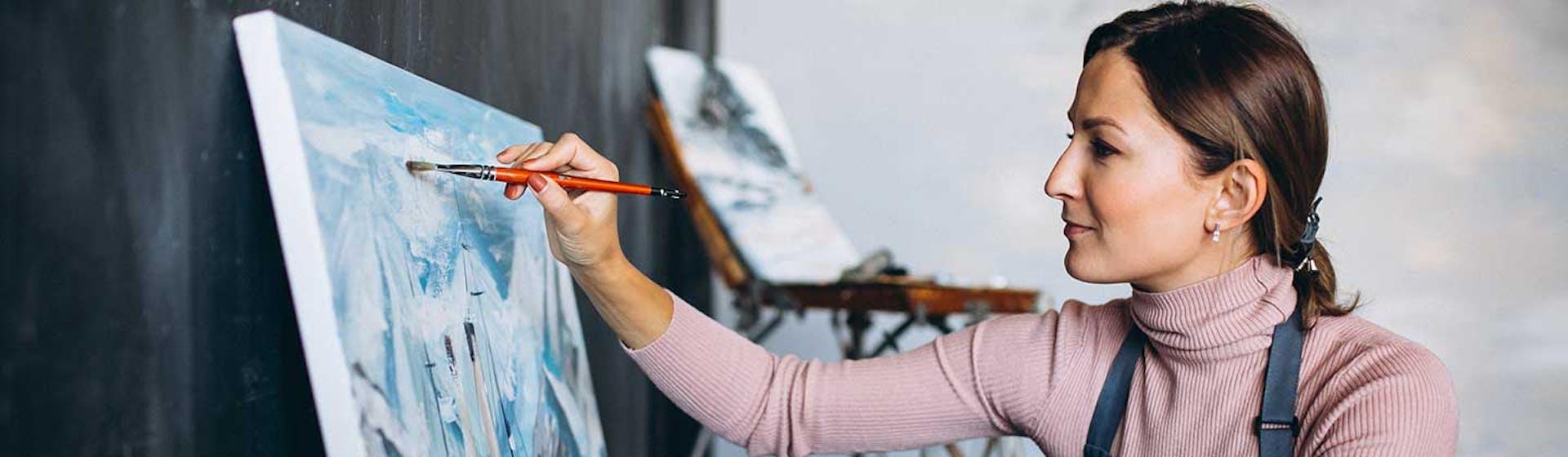 ¿Qué es el puntillismo? Alista tus brochas y conviértete en un gran artista