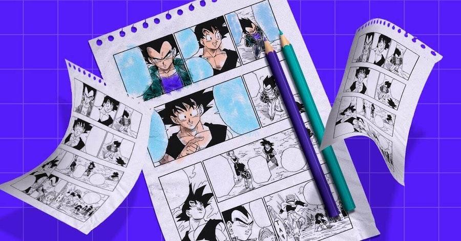 ¡Dale vida a tus dibujos!: Aprende cómo colorear manga