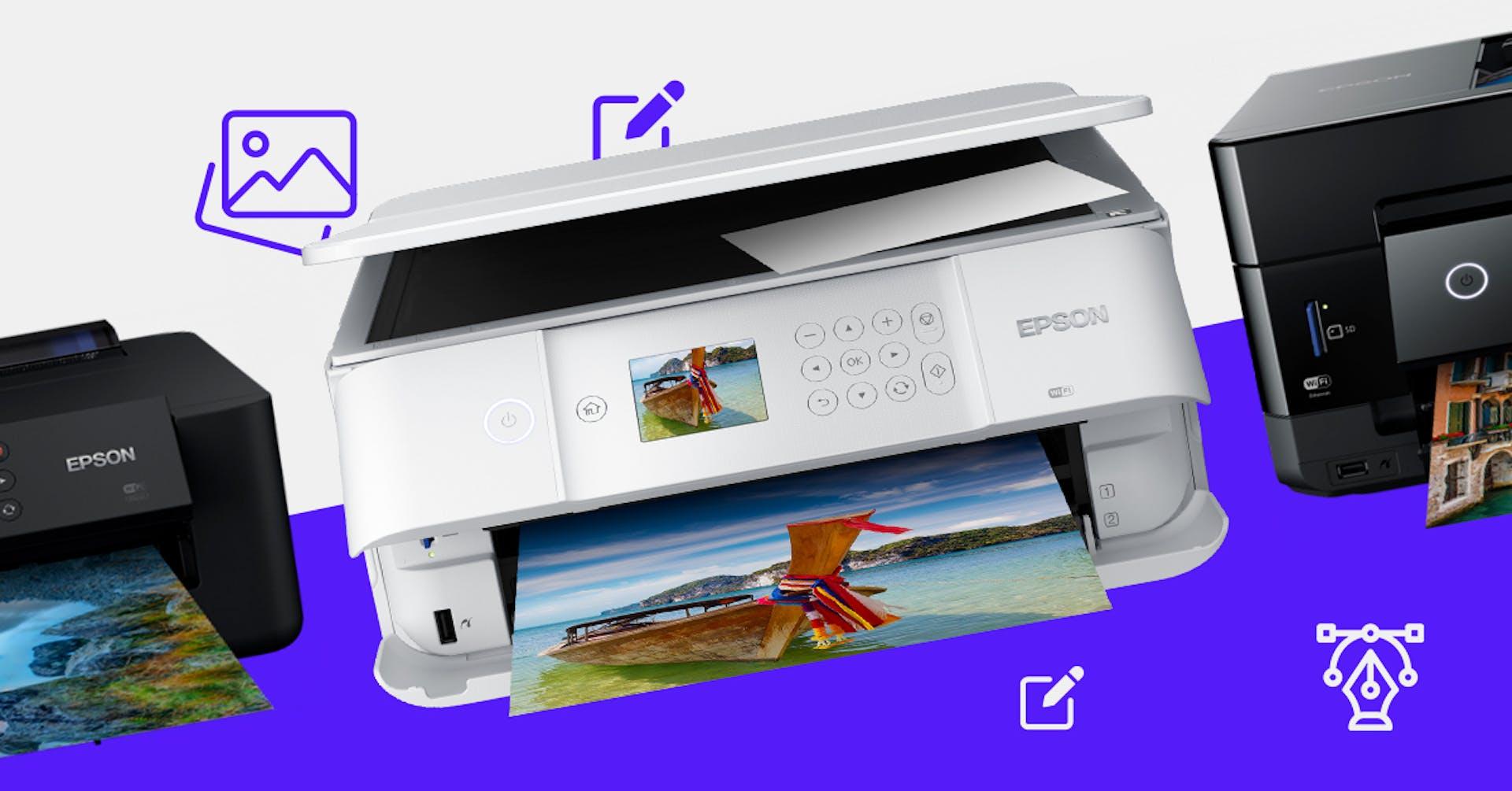 Las mejores impresoras para diseño gráfico que mantendrán la calidad del color