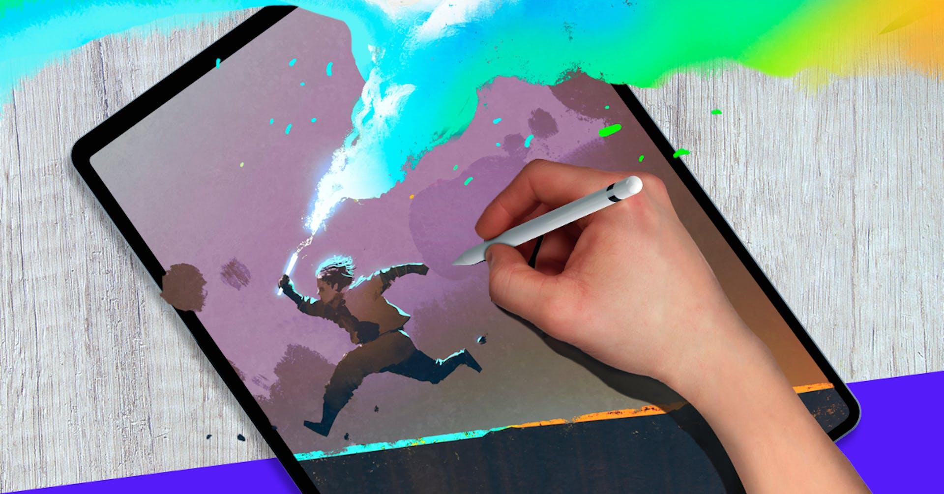 Como fazer desenho digital? 9 chaves para começar