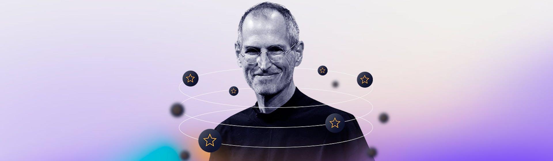 Los 5 grandes consejos de Steve Jobs para mejorar la productividad, la creatividad y el liderazgo
