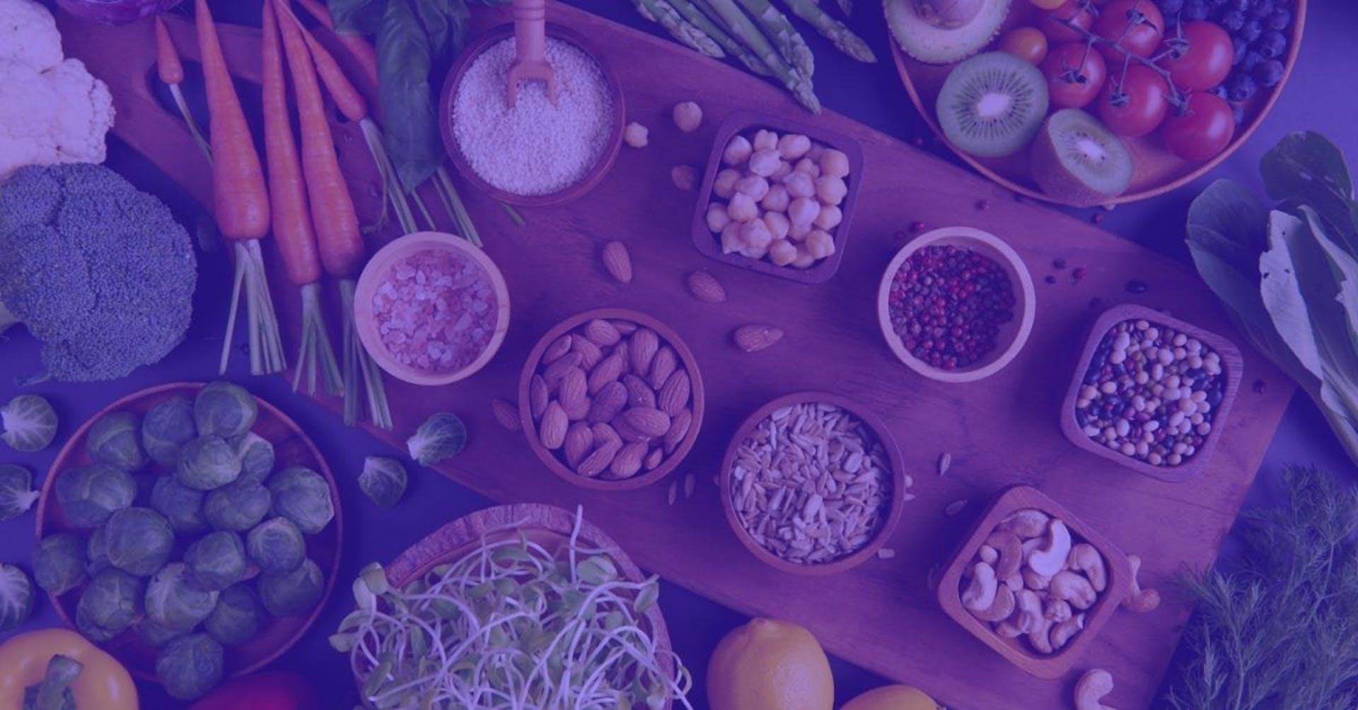 Conoce los tipos de nutrientes que necesitas para una vida libre de enfermedades