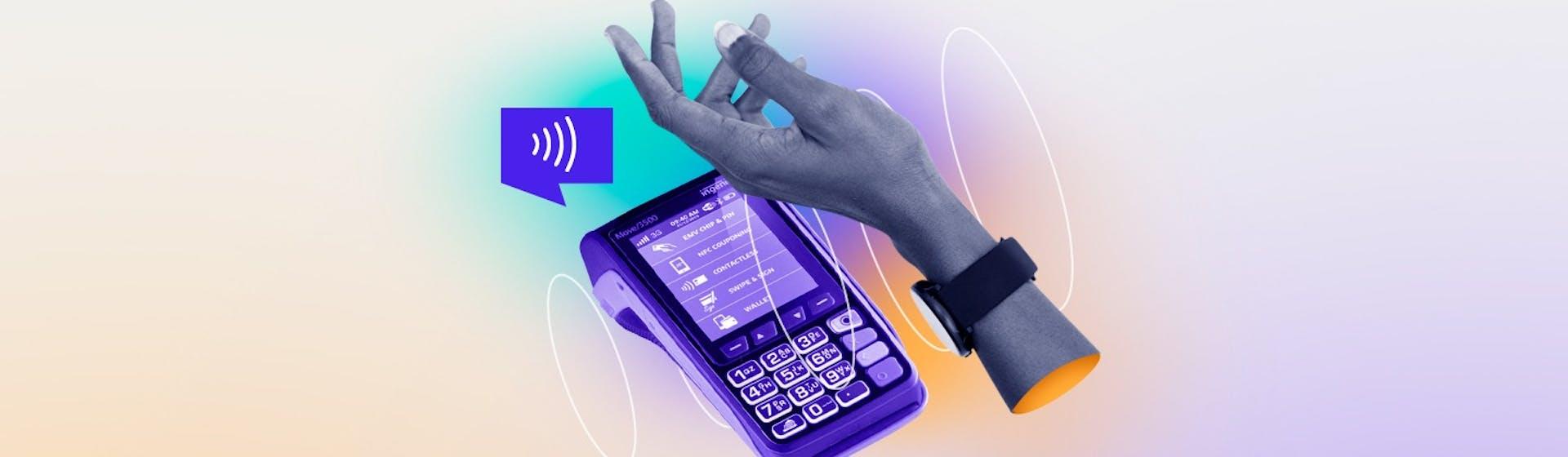Tecnología contactless: Hacia una economía sin contacto