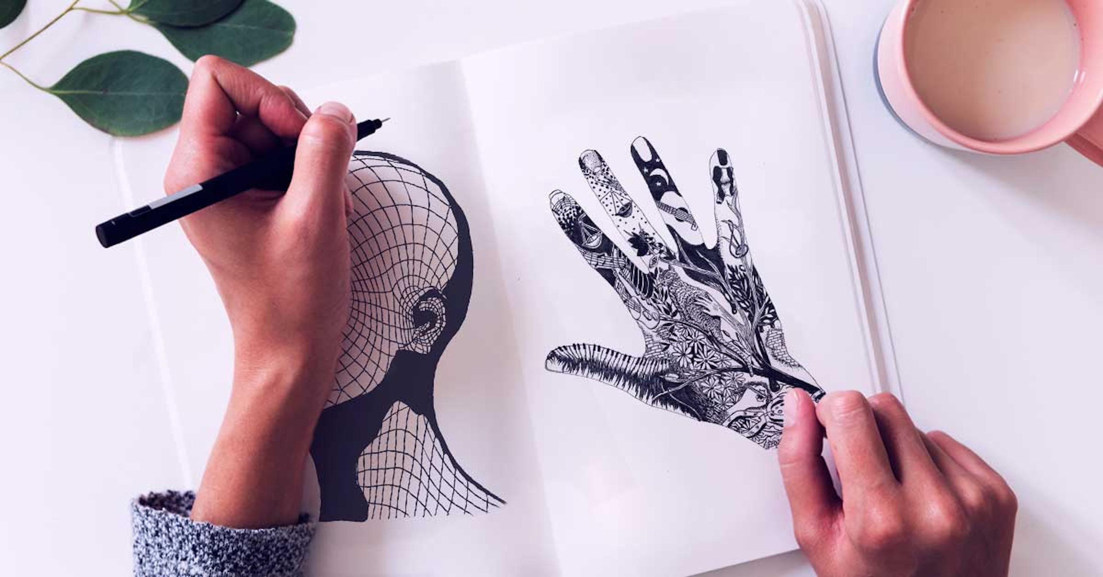 Aprende a dibujar con estos 4 cursos en línea