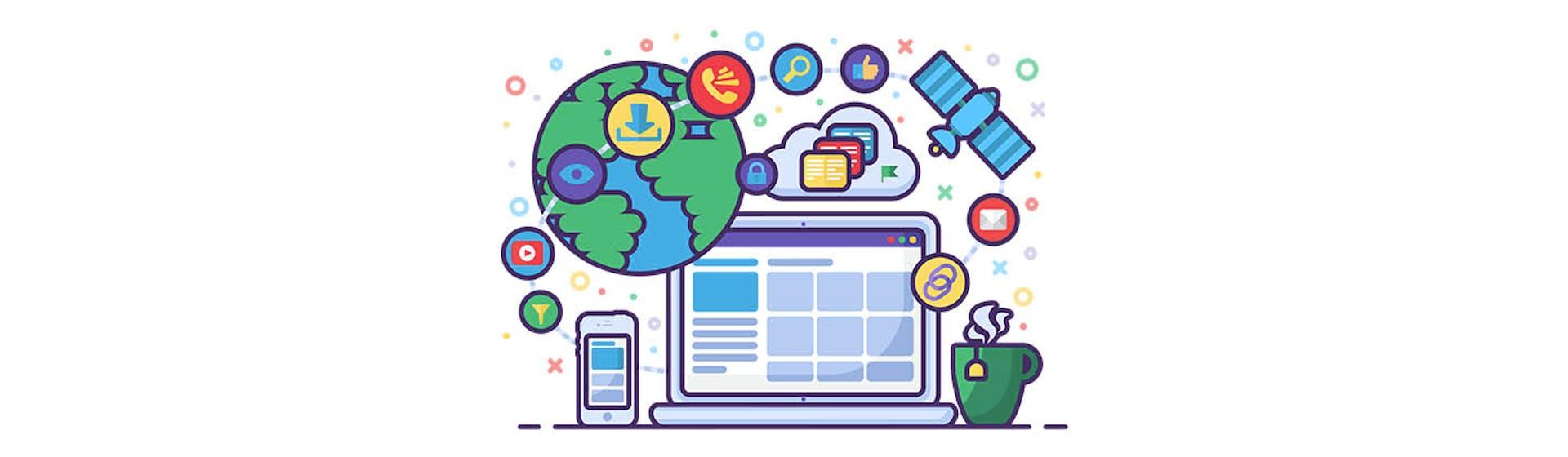 Comprende qué son los dominios web, ¡que tu identidad en internet sea única!