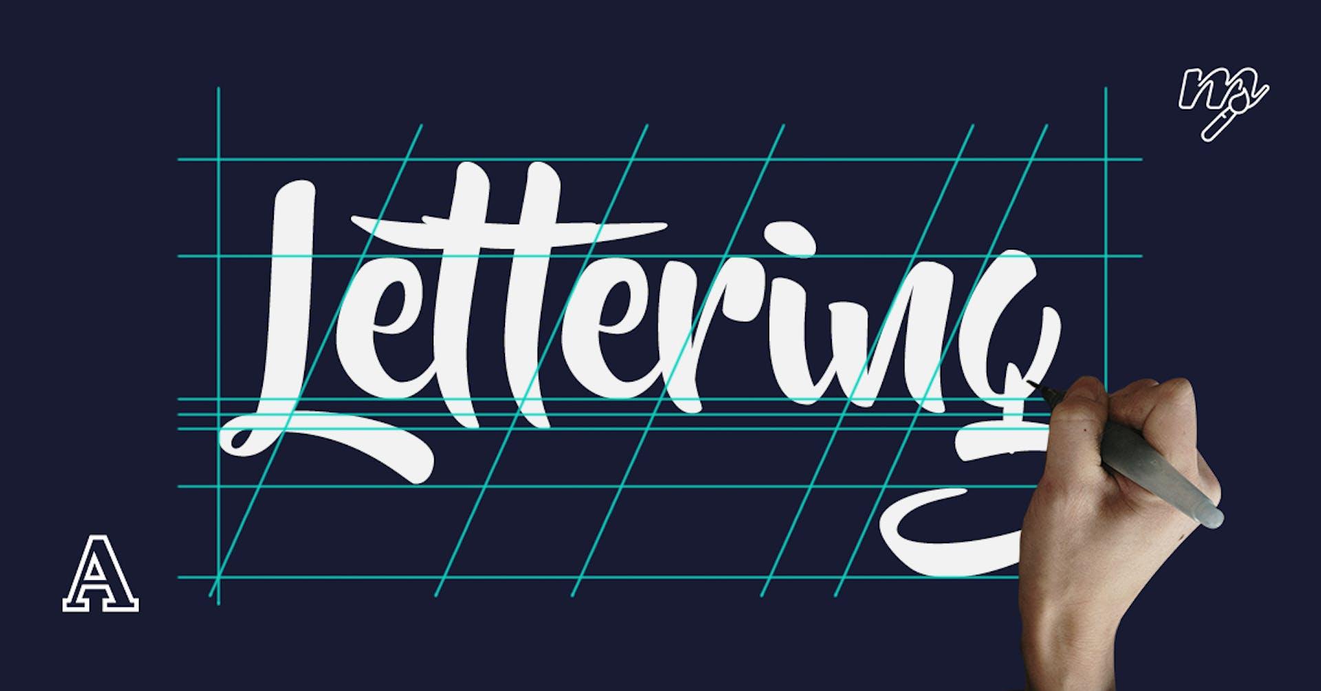 ¿Cómo escribir bonito? Aprende a diseñar tus letras con lettering