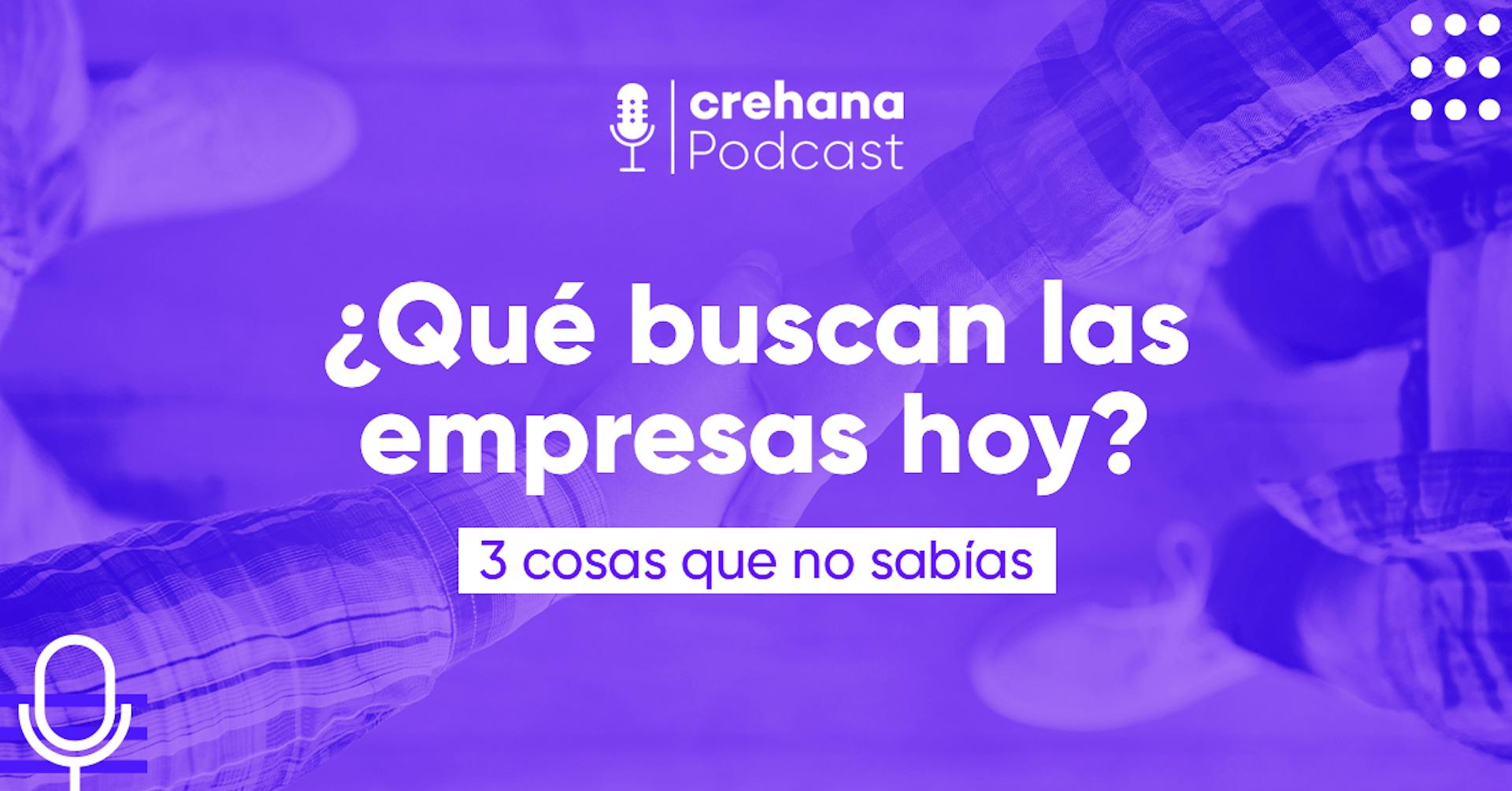 3 cosas que no te puedes perder de este podcast