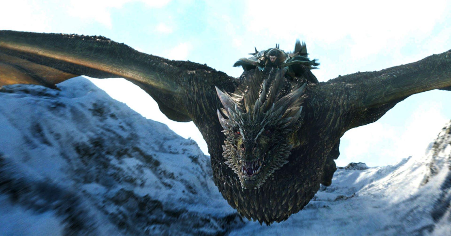 Conoce a los 10 dragones más increíbles de la animación