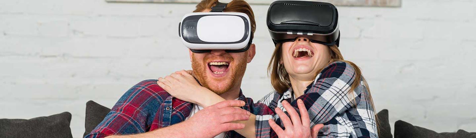 Aplicaciones para gafas de realidad virtual: ¡mira el mundo con otros ojos!