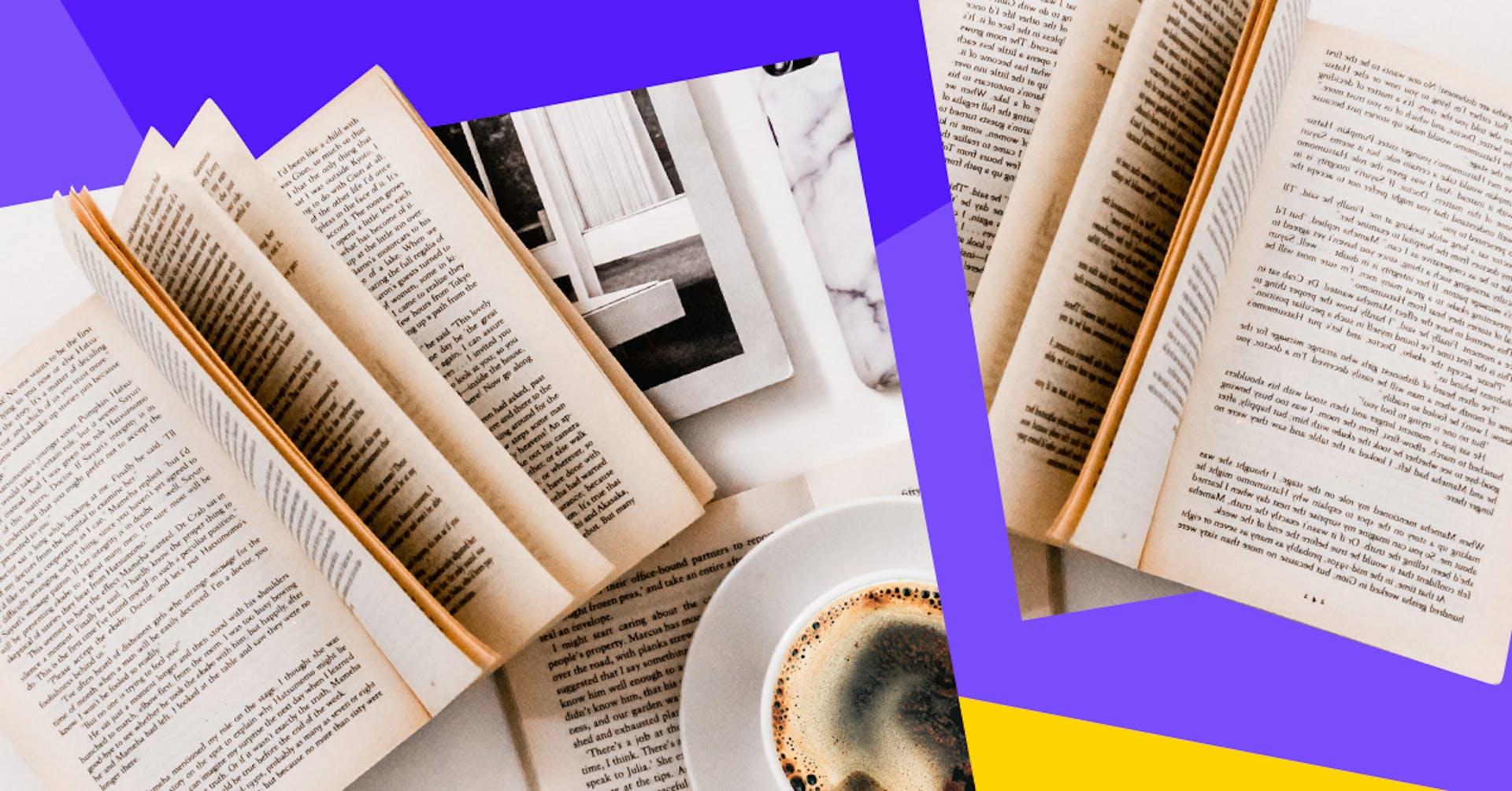 Libros gratis: 6 formas de retomar el hábito de la lectura