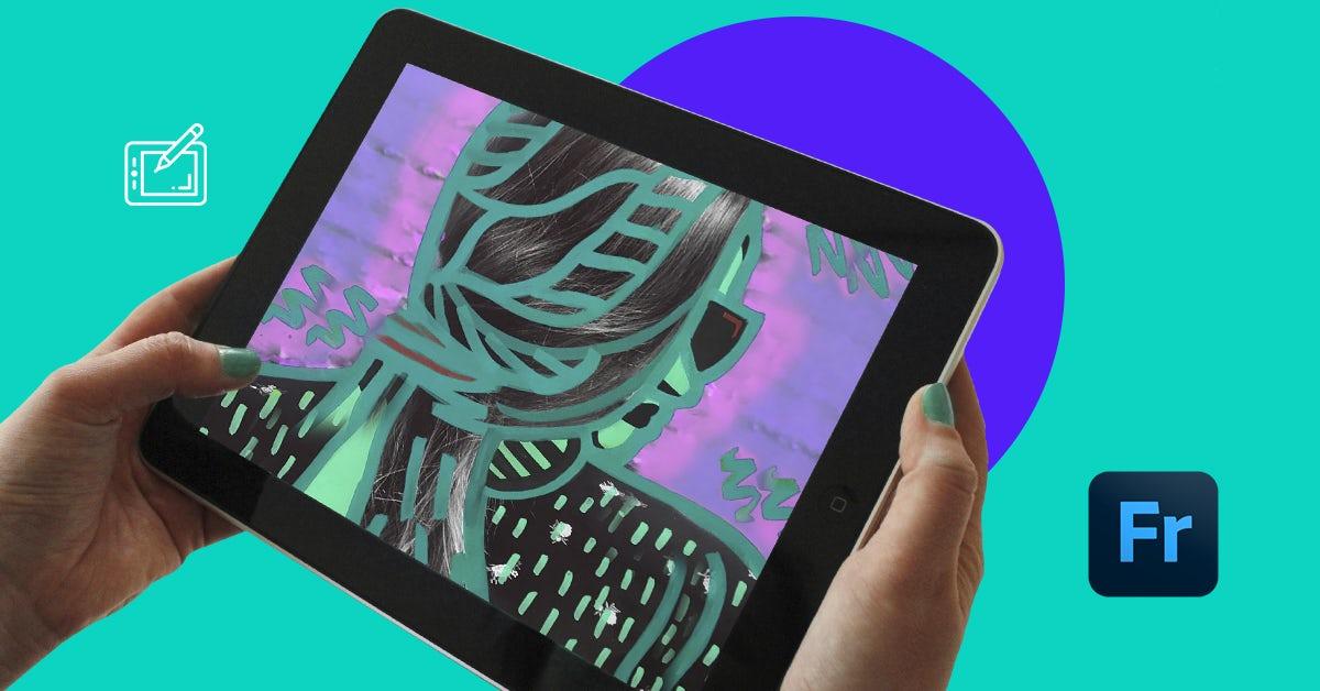 Adobe Fresco: ¡dibuja y pinta con tu tablet como en un papel!