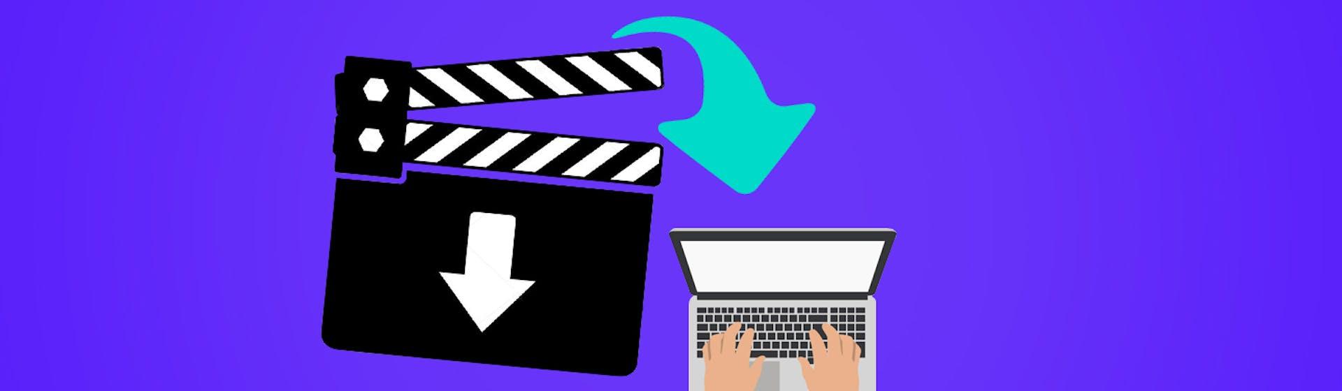 Averigua cómo descargar videos de páginas web y utilízalos en tus proyectos