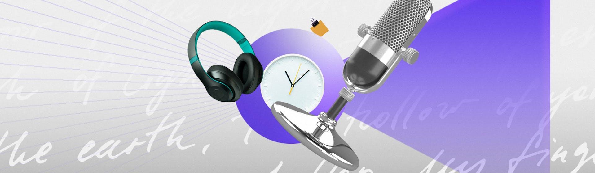 Aplica las características de un podcast y conviértete en el podcaster del siglo