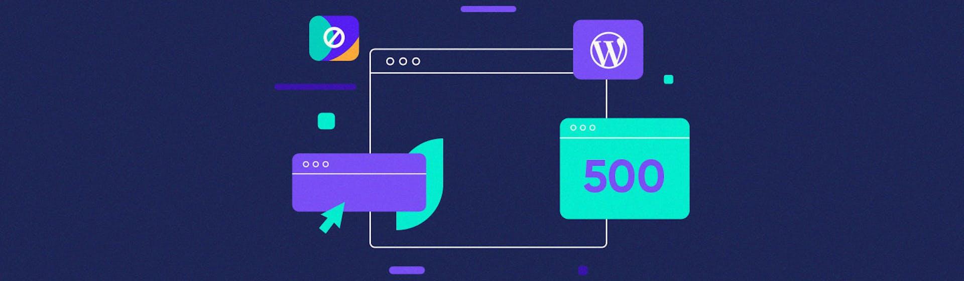 Http error 500 en Wordpress: 5 formas de solucionar este problema