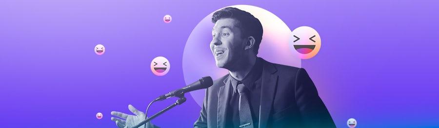 ¿Cómo aprender a hacer stand up comedy y dejar de contar chistes en Tik Tok?