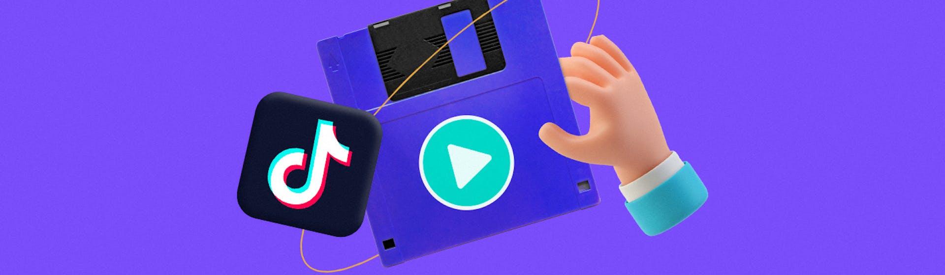 Cinco rápidos y sencillos métodos para descargar y guardar videos de TikTok sin marca de agua