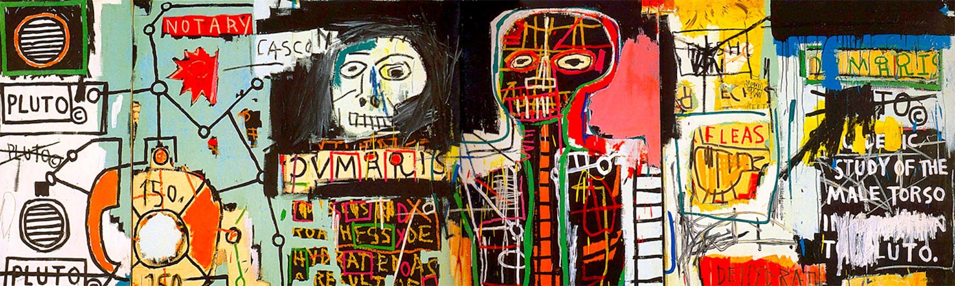 Neoexpresionismo: el movimiento artístico más agresivo e irreverente de la historia