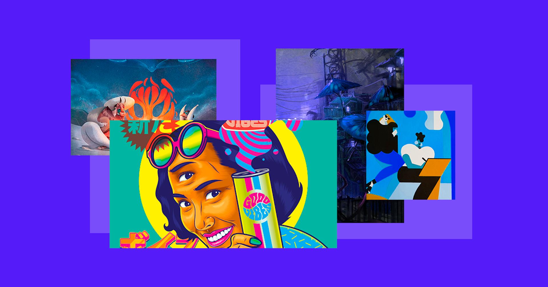 20 tipos de ilustraciones que debes conocer para enriquecer tu portafolio