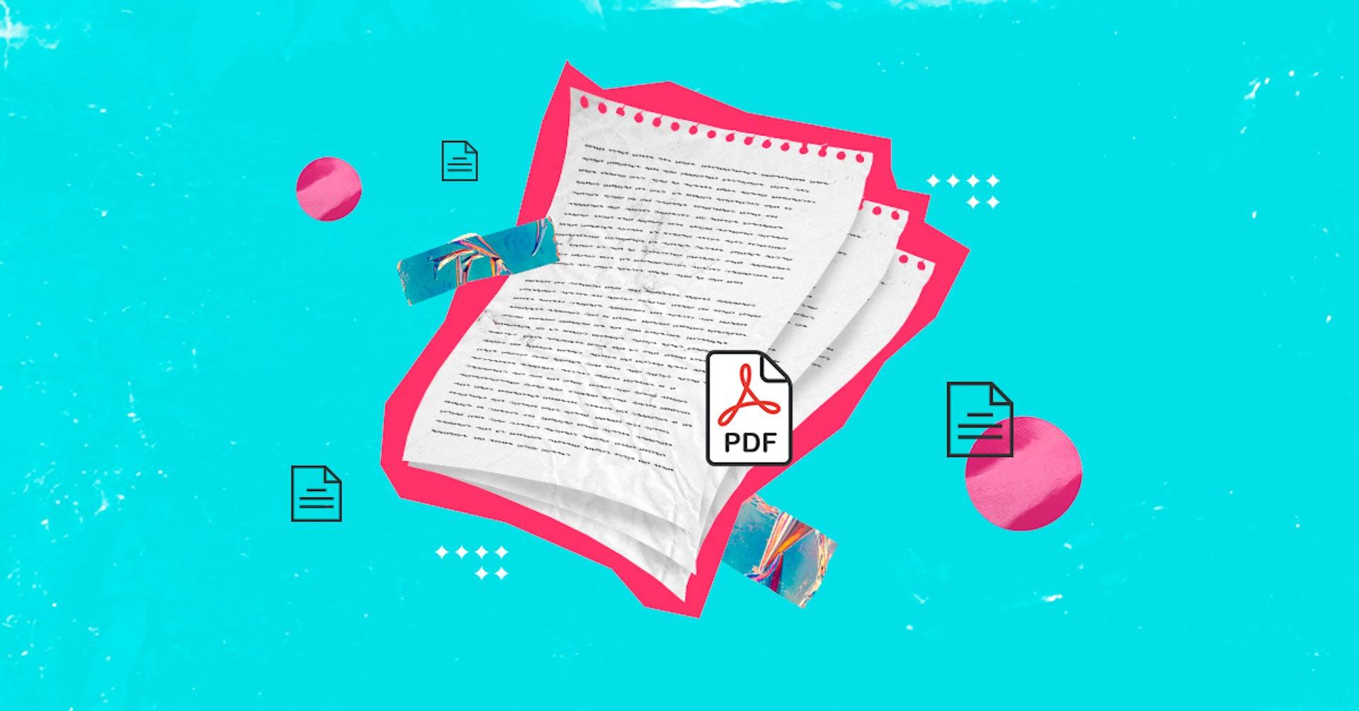Quer editar e reduzir o tamanho dos seus PDFs? Damos a chave e outras informações!