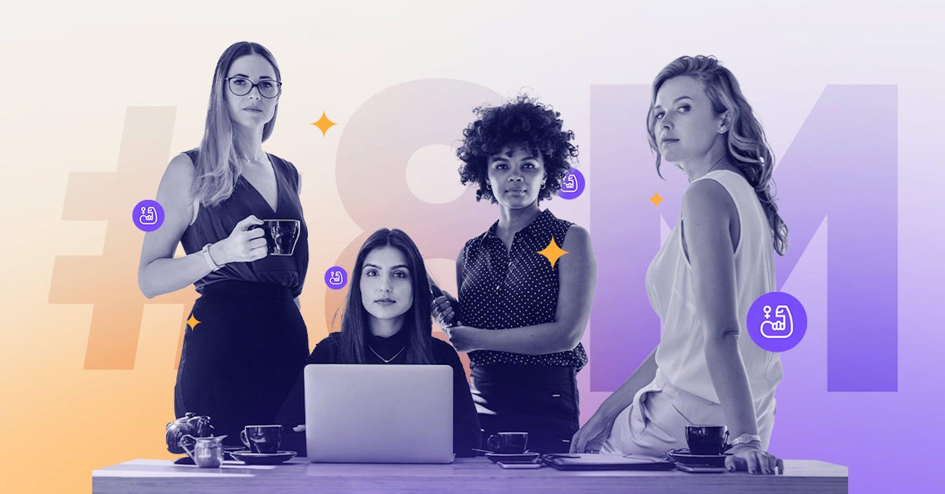 Día Internacional de la Mujer: Impulsa el liderazgo femenino en tu organización
