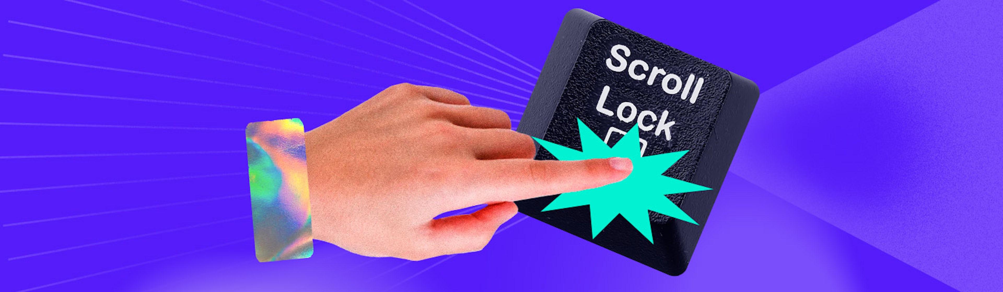 ¿Para qué sirve la tecla scroll lock? Aprende a usarla en Excel para Windows y Mac