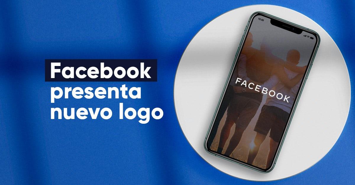Facebook presenta nuevo logo