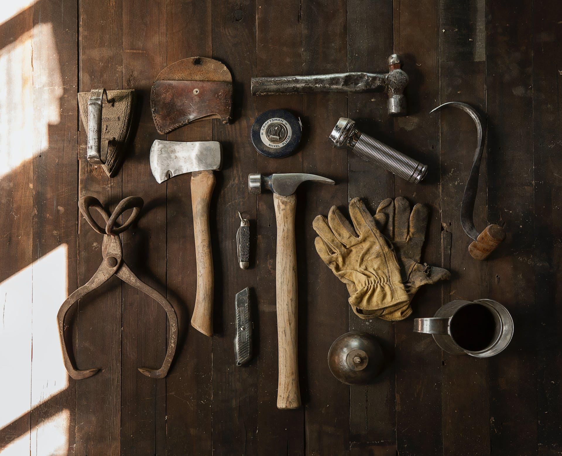 5 trucos para quitar el óxido de las herramientas que no encontrarás en Tik Tok