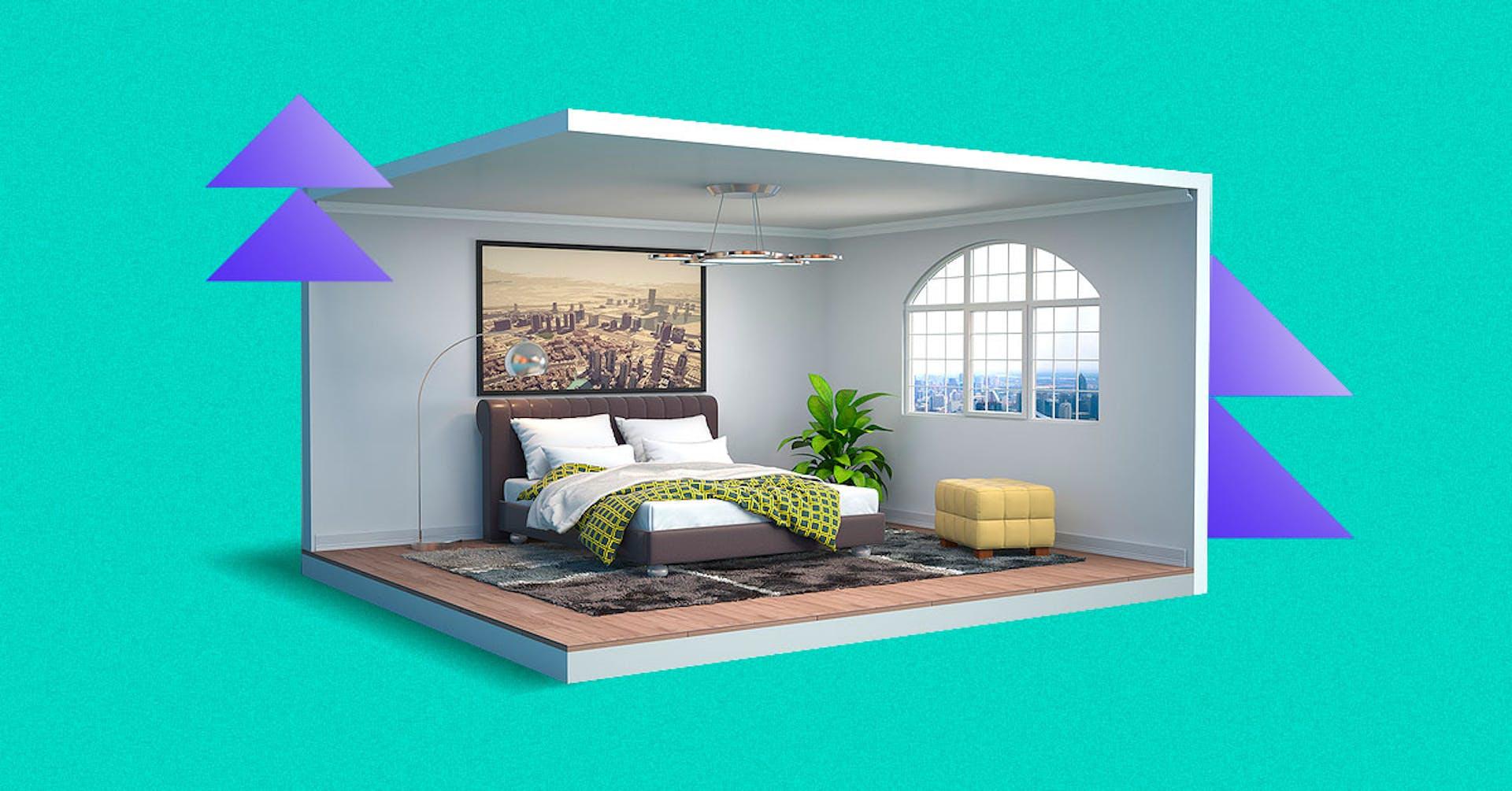 5 Estilos de habitaciones modernas para iniciar el 2022 con un espacio renovado