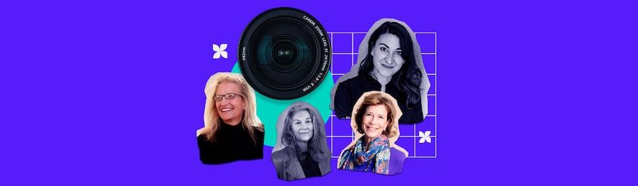 15 fotógrafas famosas que han inspirado al mundo desde una perspectiva femenina