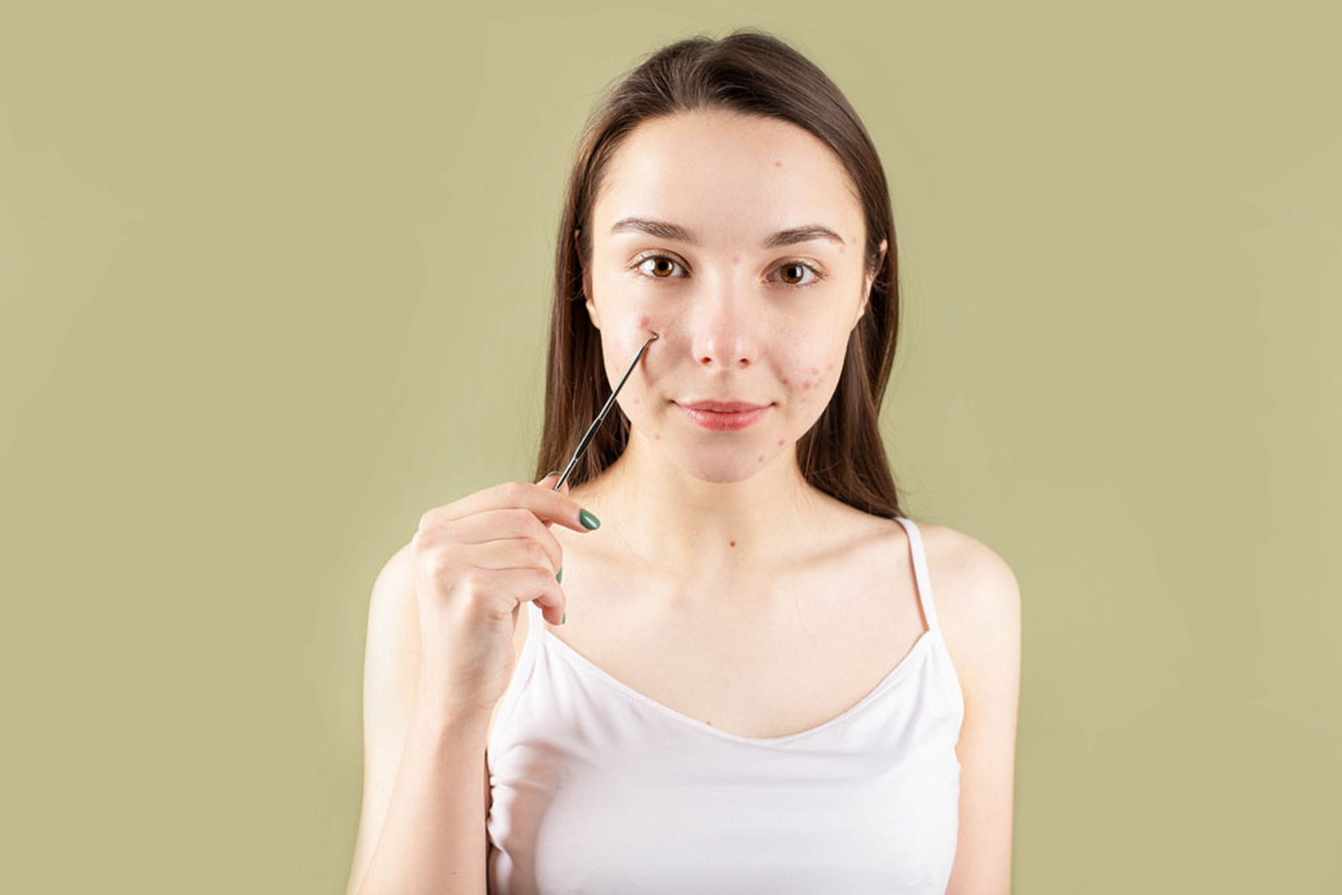 Maquillaje para piel grasa: ¡que lo único que brille sea tu estilo!