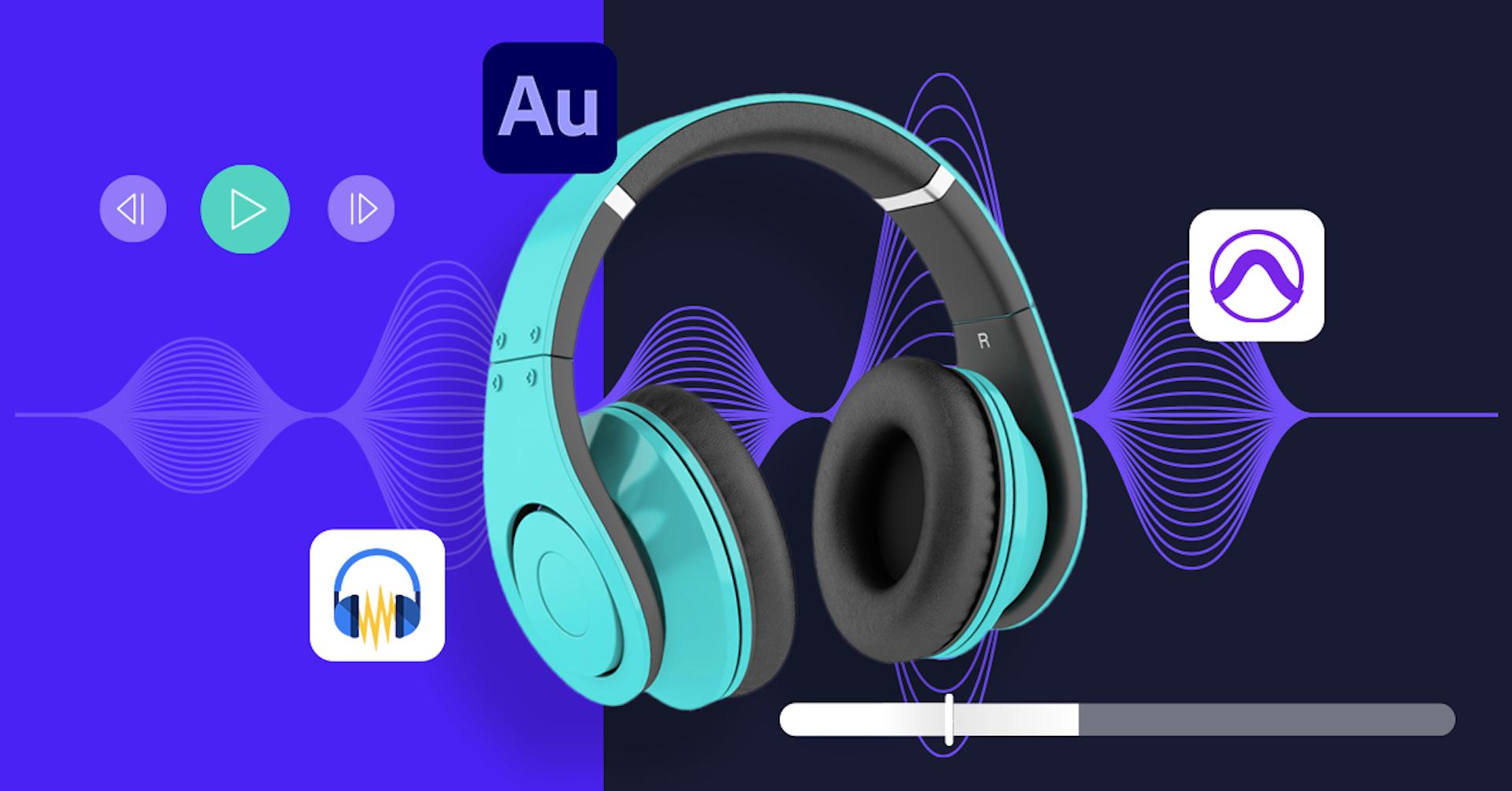 Los mejores programas de edición de audio
