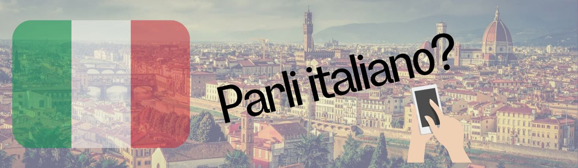¿Cómo aprender italiano? 9 aplicaciones que te harán decir, ¡'la vita è bella'!