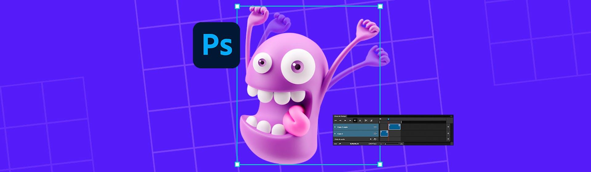 ¡Aprende a crear una animación en Photoshop y dale vida a tus imágenes!