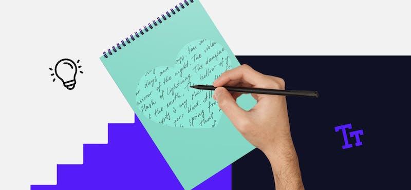 5 ejercicios de escritura creativa para superar el bloqueo del escritor y ser como Ryoki Inoue