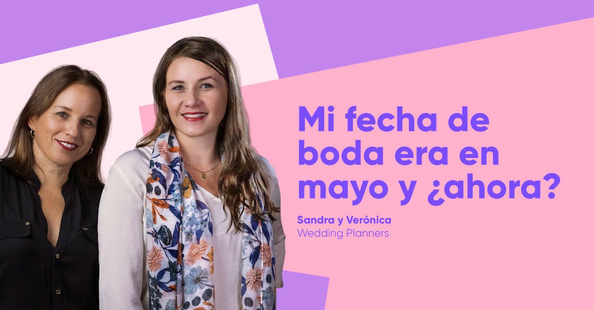 Mi fecha de boda era en abril, mayo… y ¿ahora?