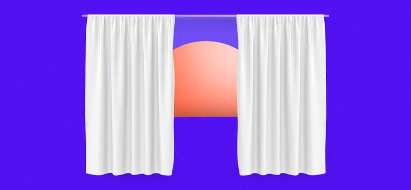 +10 alternativas de cortinas para salas para tener un espacio original, acogedor y cálido
